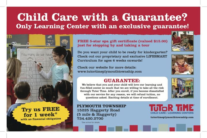 Learn about our exclusive Child Care Guarantee here