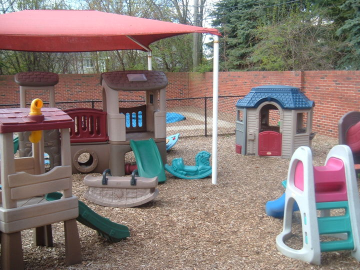 Infant/Toddler/Twaddler Playground